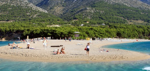 Пляж Златни Рат (Хорватия)