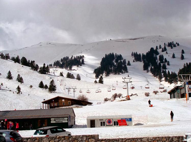 Гора Хелмос (Калаврита)