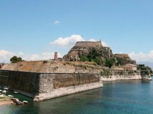 Крепость Палео Фрурио