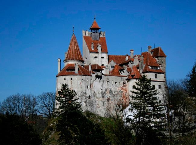 Замок Брашов