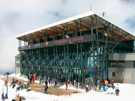 горнолыжный центр Парнасос