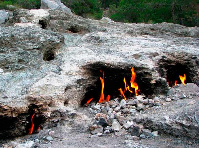 Гора Химера