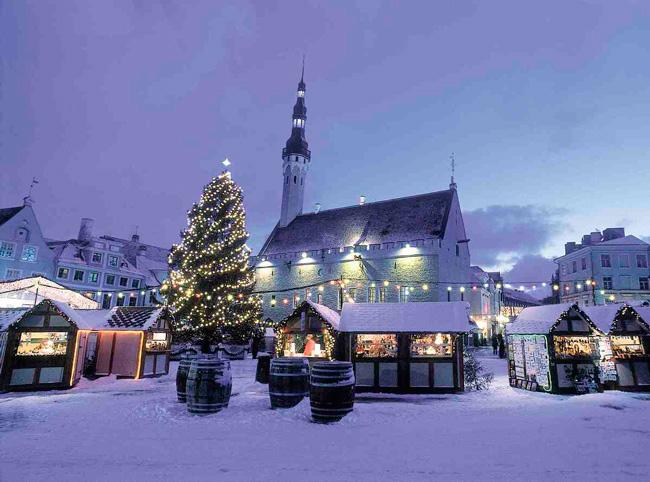 В Финляндию в январе