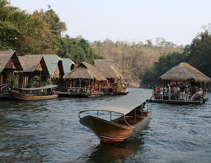 На реке Квай