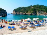 Пляж на о. Корфу