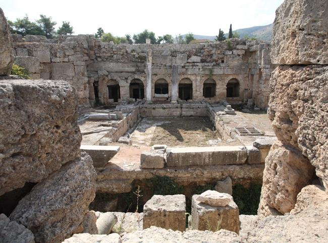 Руины Перине