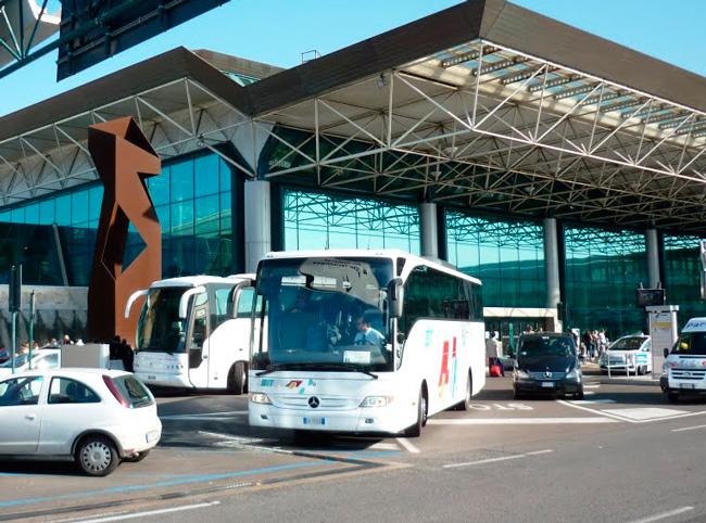 До Рима на автобусе