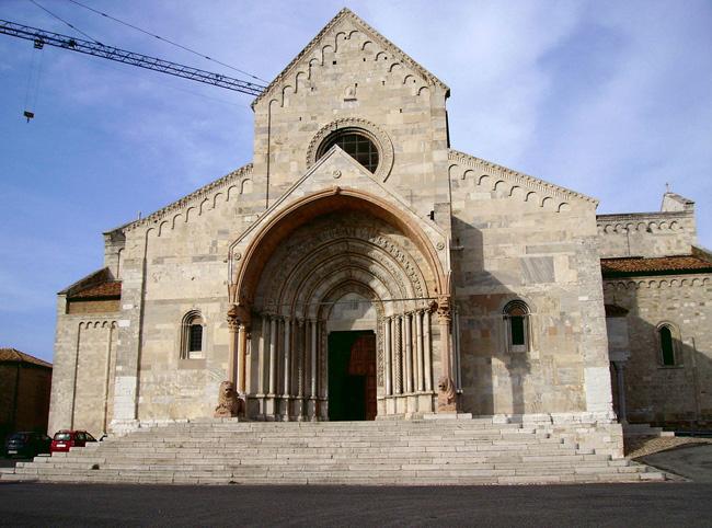 Кафедральный собор в Анконе