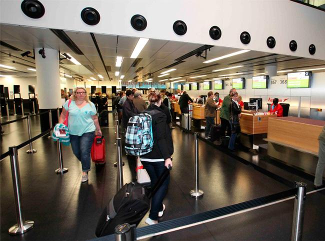 Регистрация пассажиров
