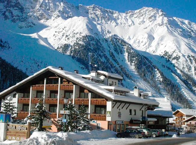 Гостиница в горнолыжном курорте Зольда