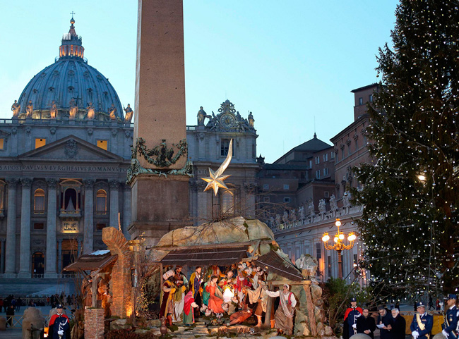 У Ватикана