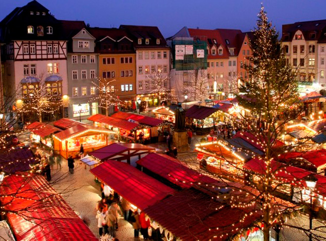 Канун рождества в Швейцарии