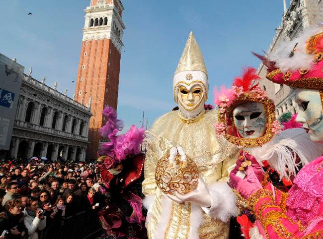 Венецианский фестиваль (февраль)