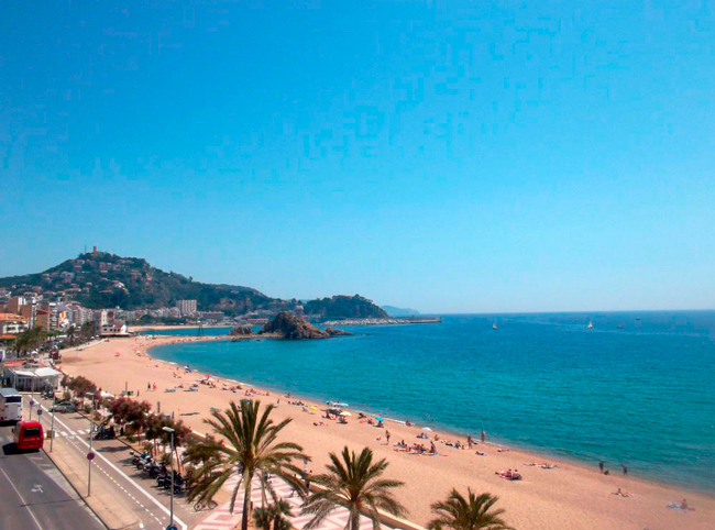 Испания в июне