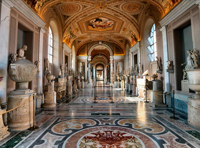 бесплатные музеи Рима