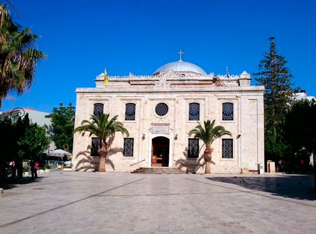 Собор Святого Тита