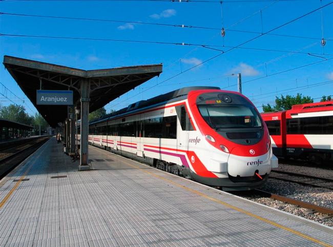 На поезде по Европе