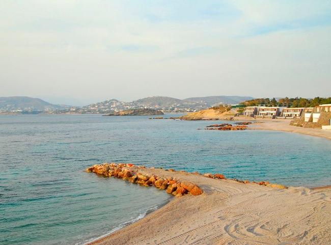 Пляж Лагиносси